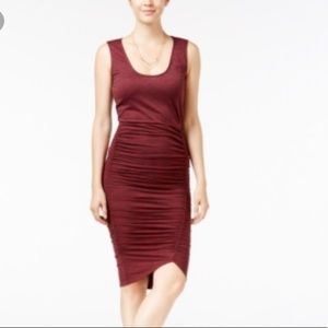 Jessica's Simpson ruched dress
